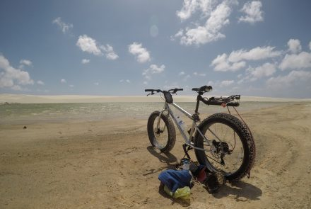 Cycling in Lençóis Maranhenses – Fat Bike Dunes